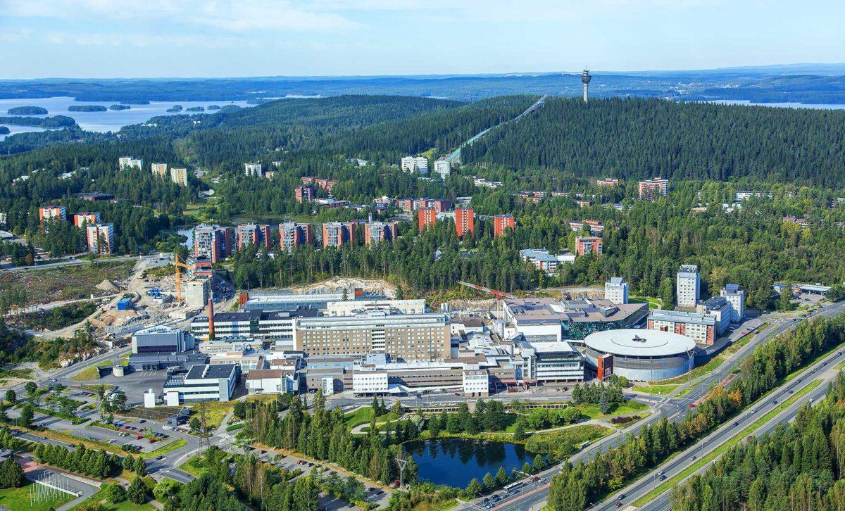 KYS-Sydänsairaala-Kuopion yliopistollinen sairaala