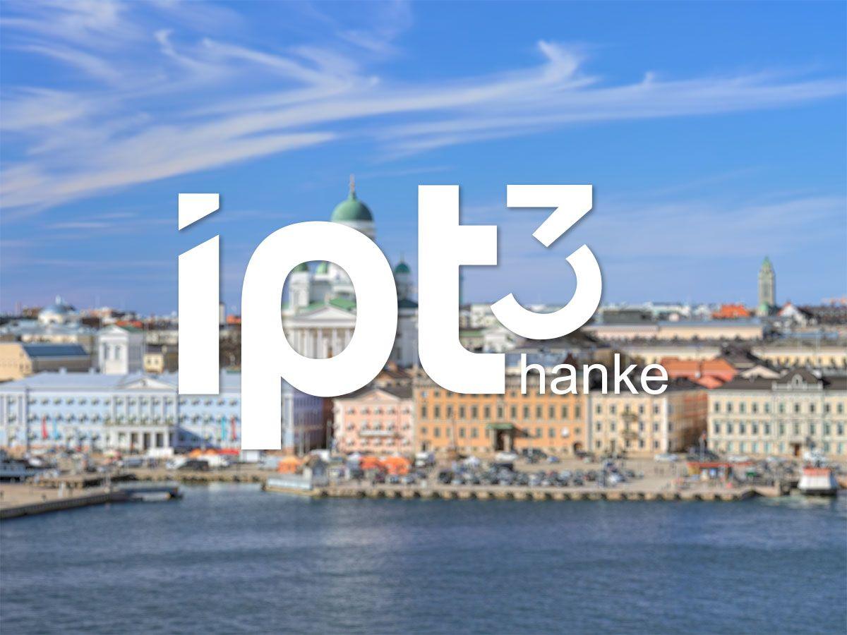 Ipt3-hankkeen logo