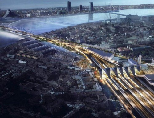 Rail Baltica – connecting cultures